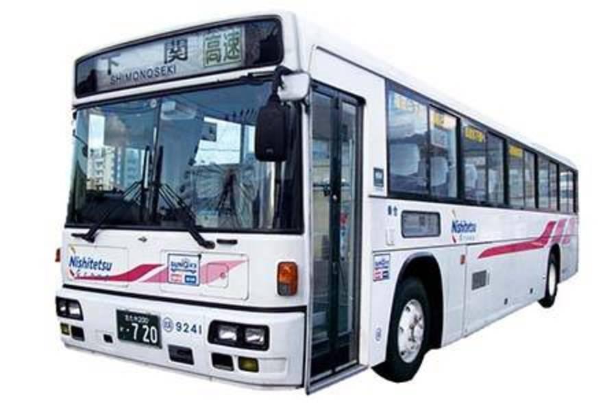 西鉄バス 福岡~下関線「ふくふく号」小荷物輸送サービスを2/20から ...