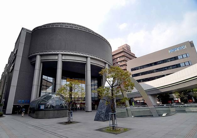 OCATはこんな建物です(大阪なんばバスターミナル徹底ガイド)