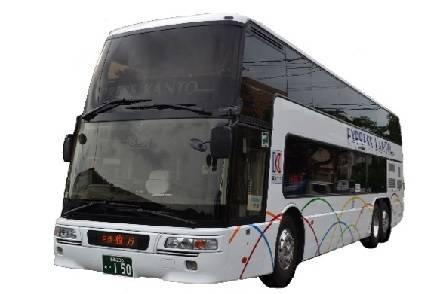 関東バス 新宿・渋谷〜京都「東京ミッドナイトエクスプレス京都号」で京都の「地下鉄・バス一日券」割引券を3/16から提供