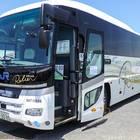 """西日本JRバス 夜行高速バス""""ドリームルリエ""""増備車"""
