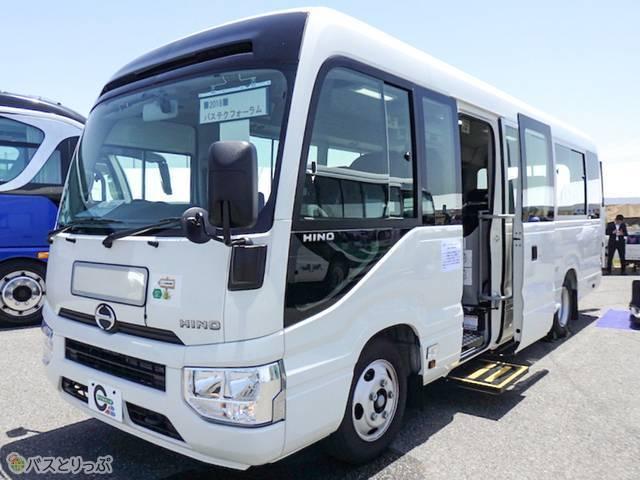 日野リエッセⅡ マルチユースマイクロバス(中京車体工業)