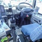 「安全運転訓練車」運転席