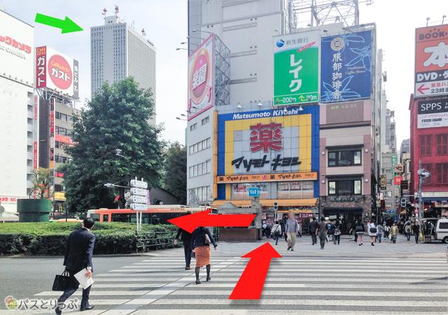 池袋駅東口前 横断歩道.jpg