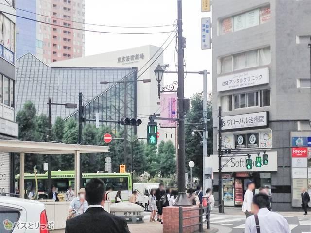 東京芸術劇場近く.jpg