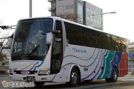 名古屋と全国各地を結ぶ「名鉄バス」3つの高速バスシートを比較! 乗り心地や車両設備は? 全車両トイレ付き