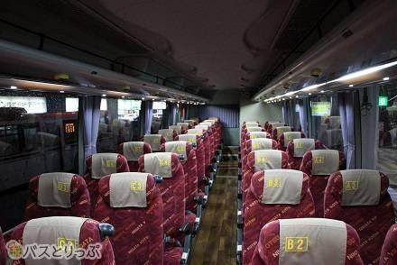 夜行便はトイレ付き3列独立シート! 新潟と関東・関西など各地を結ぶ「新潟交通」 2つの高速バスシートを比較!