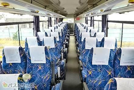 近鉄バスの4列シートを徹底調査! 高速バス車両は昼行便・夜行便で何が違う? 平日1,000円お買い物券プレゼント有の路線も!