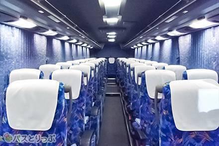 伊勢神宮に高速バスで直行できる! 人気の青木バス「あおぞらライナー」の3列独立シートと4列シートを比較!