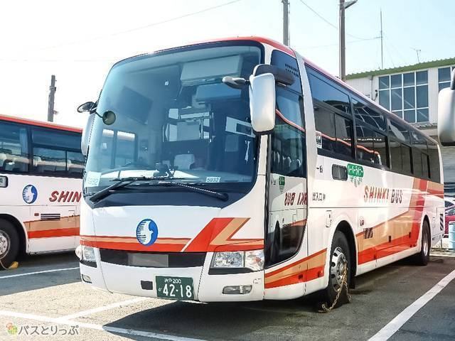 神姫バス車両外観