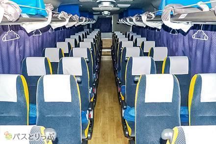 TDLやUSJ旅行に使いやすいVIPライナー「アクアスター」! トイレ付き4列シートで快適に過ごせる設備が多い