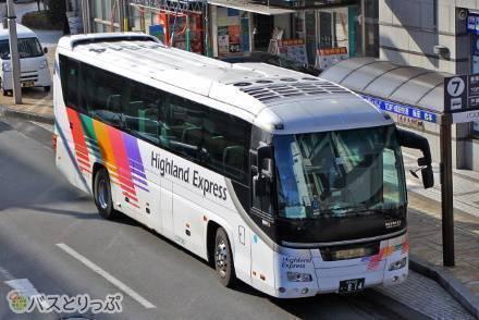 3列シートで京都~長野間最安5,700円! アルピコ交通「アルペン長野号」昼行便高速バスで景色を眺めながらの「ひるバス」の旅
