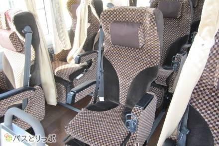 【JRバス東北の高速バス】2つの3列シート車両を紹介! 設備・サービス・運行路線