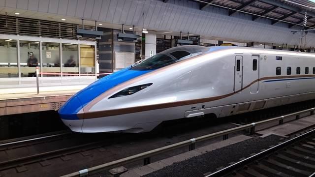北陸新幹線「あさま」