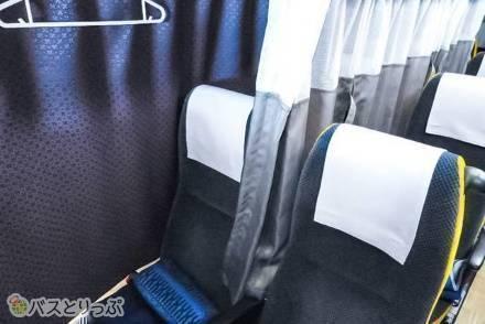 仕切りカーテンやダブルシートプランなど、4列シートの微妙なストレスを軽減する設備・サービスまとめ!  主な路線も紹介