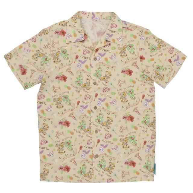 アロハシャツ:4,200円(c)Disney