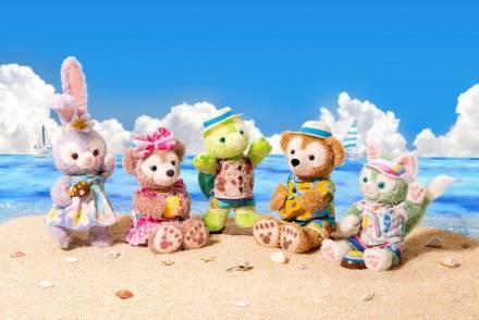 夏が楽しくなるアイテムが目白押し! 東京ディズニーシー「ダッフィー&フレンズサニーファン」の新グッズ
