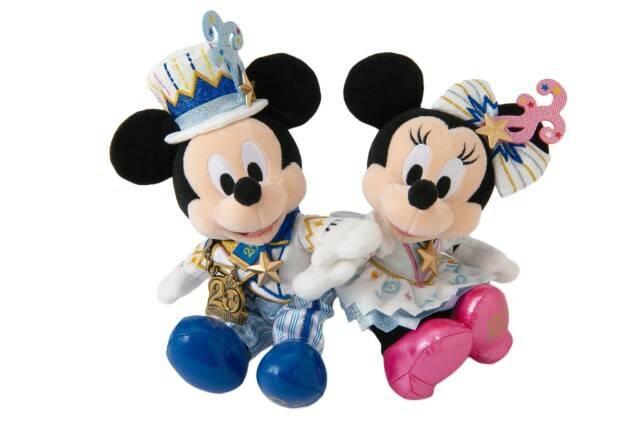 ぬいぐるみセット6,500円(c)Disney