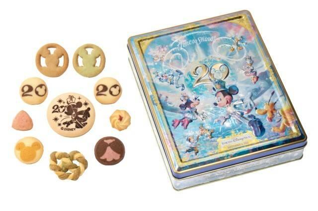 アソーテッド・クッキー1,500円(c)Disney
