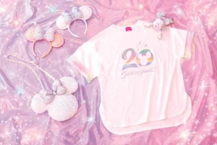 東京ディズニーシー20周年記念!「タイム・トゥ・シャイン!」のスペシャルグッズとメニューを一足先に紹介【9/3発売】