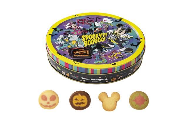 アソーテッド・クッキー 1,200円(c)Disney