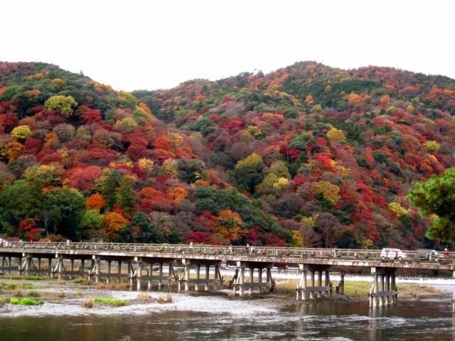 嵐山・紅葉
