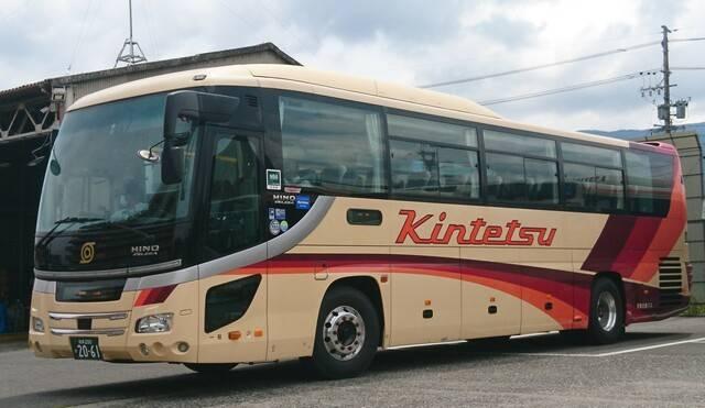 名阪近鉄バスの高速バス