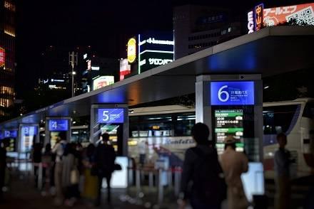 新幹線なら1時間で行ける距離! 夜行バスで一番短い区間は?