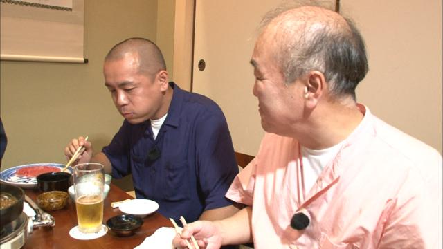 牛鍋②トシさん・温水さん.png